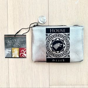 Game of Thrones House Stark Coin Purse